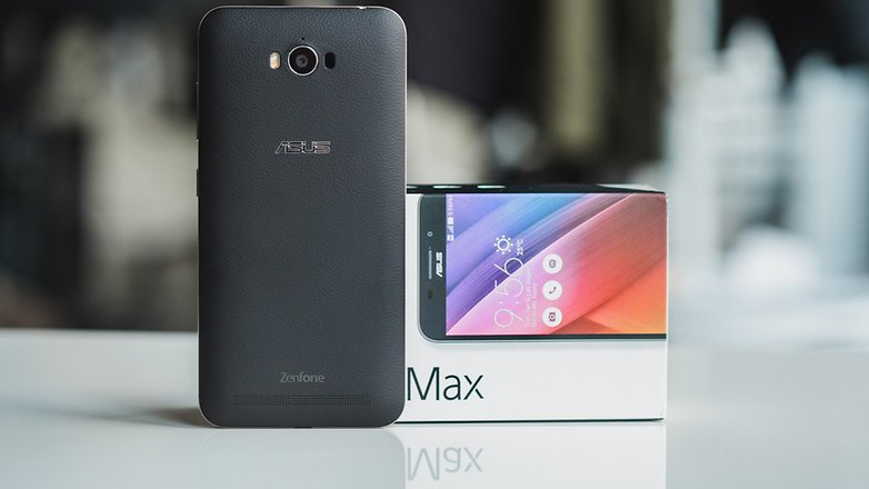 AndroidPIT Asus Zenfone Max 3115