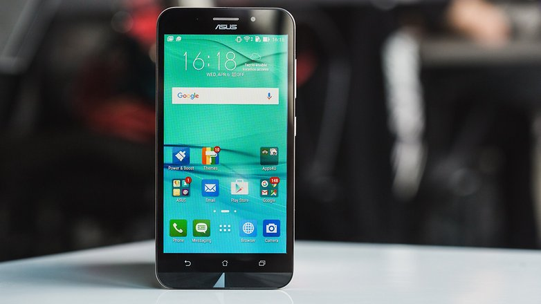 AndroidPIT Asus Zenfone Max 3132