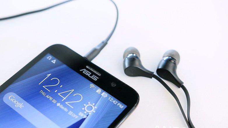 asus zenfone 2 headphones
