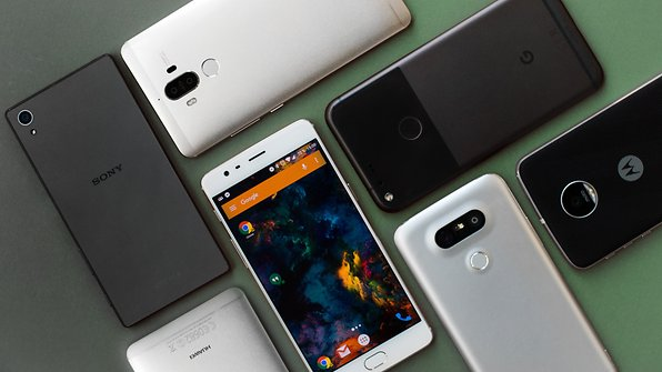 AndroidPIT best smartphones 1309