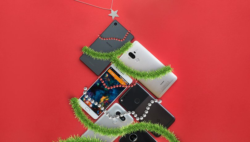 Which 2016 Android smartphone would you like to find under your tree?