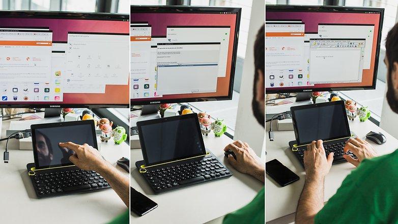 AndroidPIT BQ Aquaris M10 Ubuntu 2433