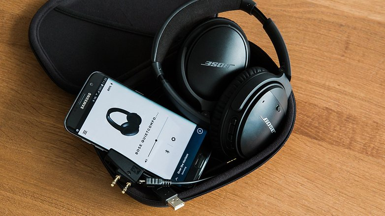 Bose QuietComfort 35 review: no wires, no worries - Hardware reviews ...
