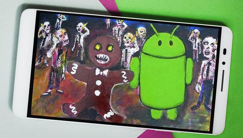 Which Android version affected you most? Mine was Gingerbread #TBT