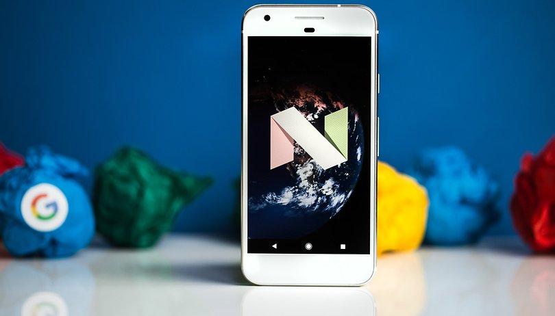 Google Pixel im Test: So will Google Android verpixeln