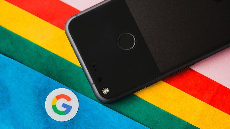 AndroidPIt google pixel XL 9705