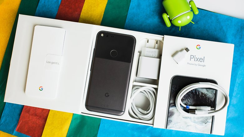 AndroidPIt google pixel XL 9718