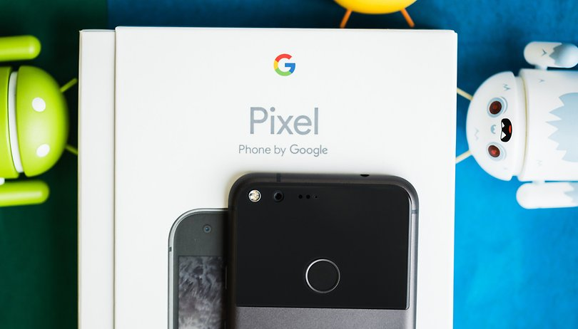 Google Pixel XL im Test: Top-Smartphone zum iPhone-Preis