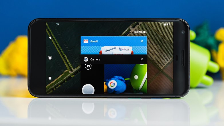 AndroidPIt google pixel XL 9809