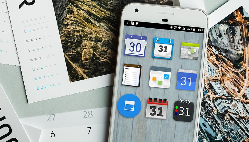 The best 3 calendar apps for Android