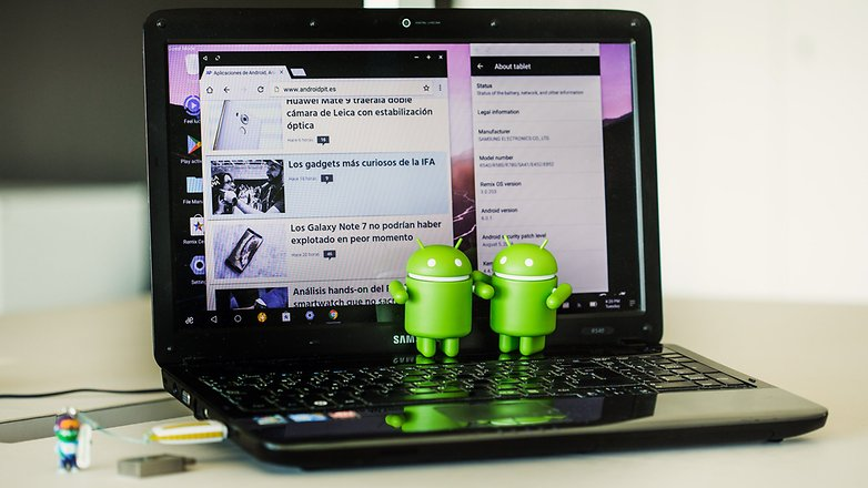 comment installer android sur un pc androidpit
