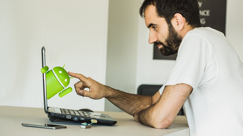 AndroidPIT install android pc hero