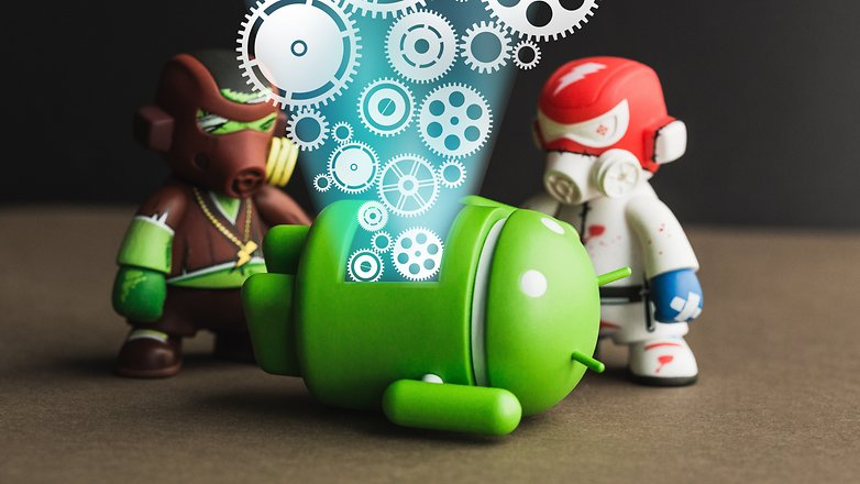 AndroidPIT root flash recovery mode fastboot 1007 gears