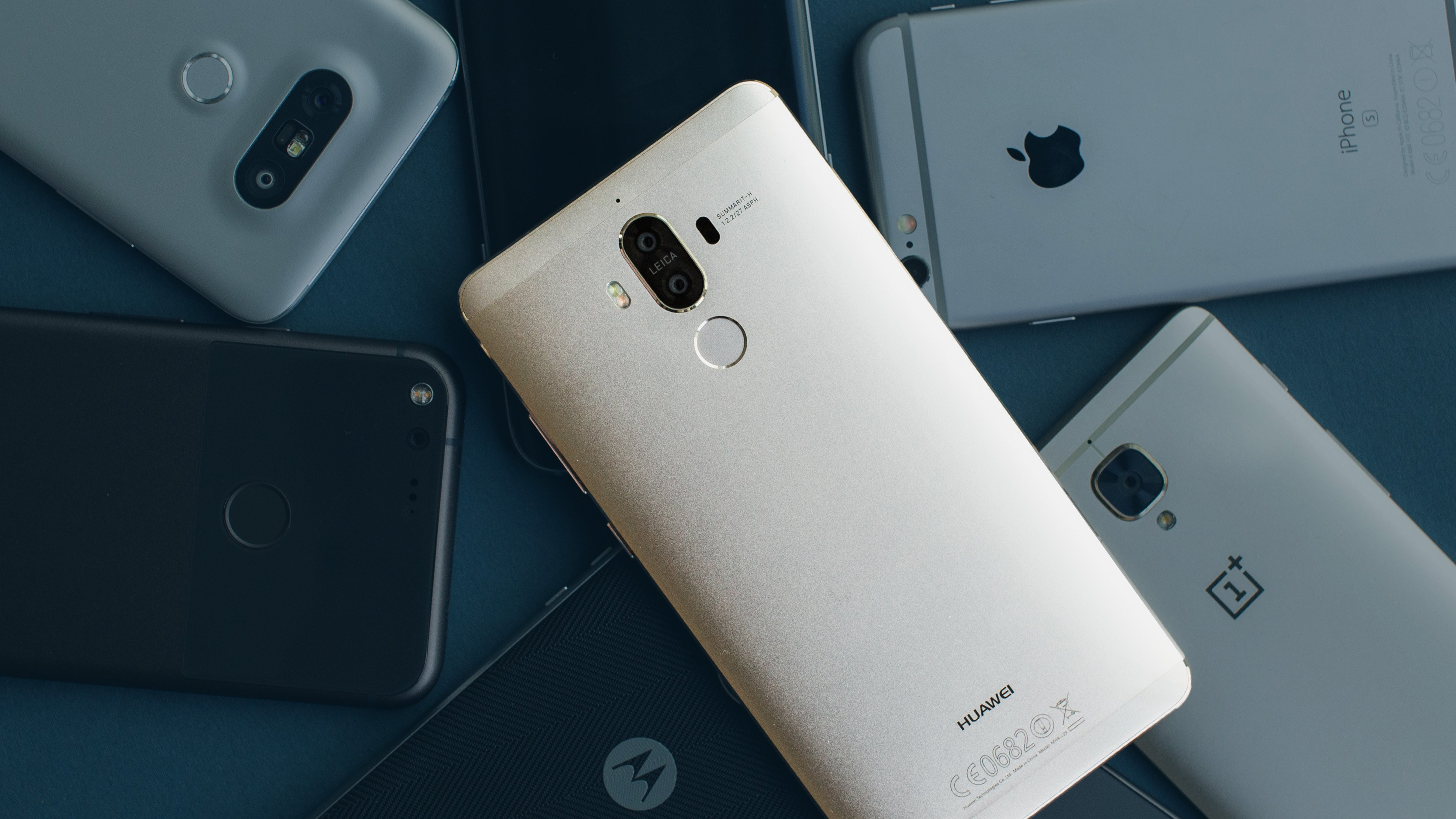 Huawei Mate 9 Android update: better battery life and gaming experience