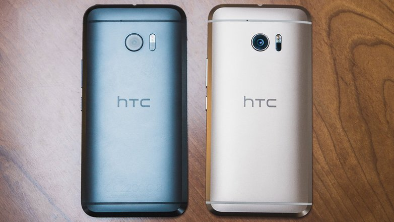 AndroidPIT HTC 10 Hands on 5046