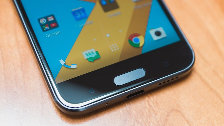 AndroidPIT HTC 10 Hands on 5078