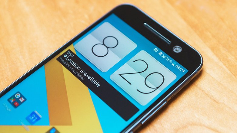 AndroidPIT HTC 10 Hands on 5081