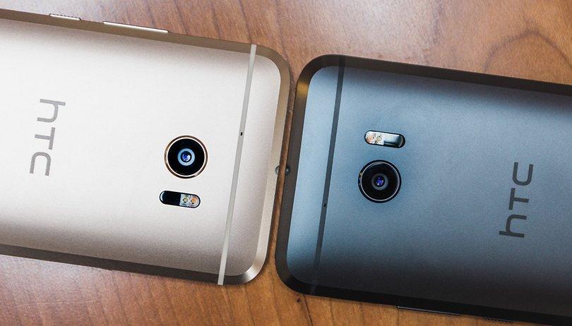 Biegetest: Das HTC 10 ist ein stabiles Smartphone