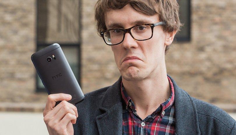 HTC erntet Shitstorm für Tastatur-Werbung, aber reagiert schnell