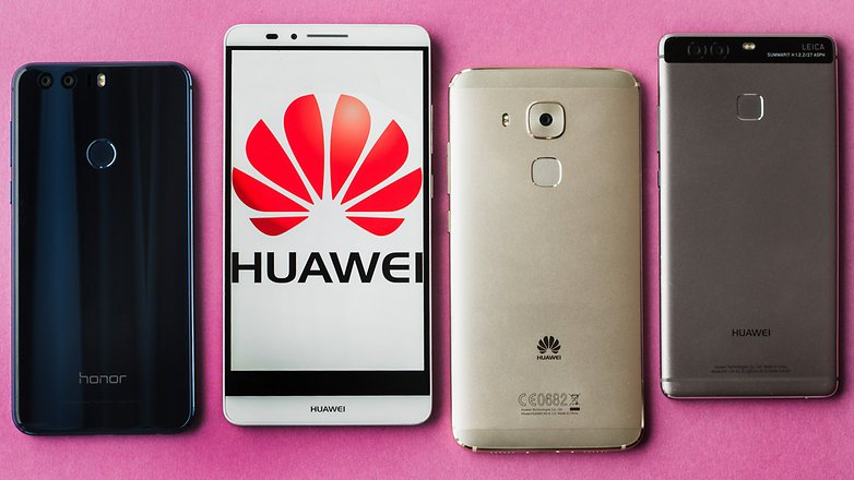 AndroidPIT best huawei smartphones 0830