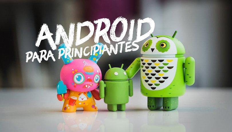¡Todo el vocabulario Android que debes conocer!