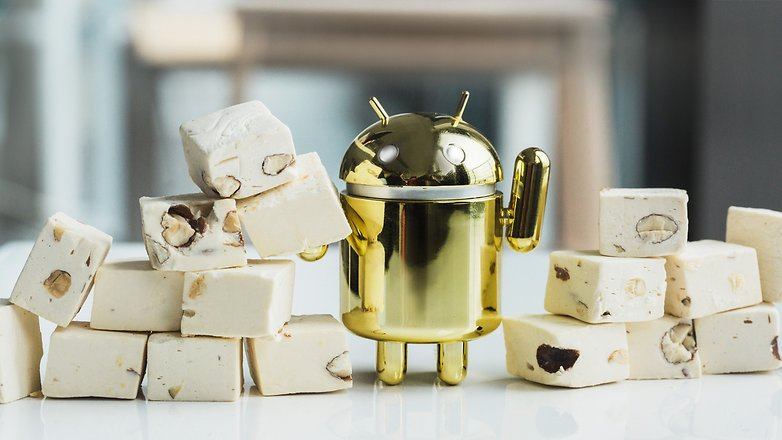 AndroidPIT Android Nougat 9727