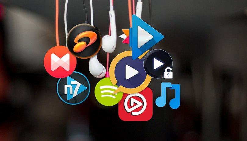 Estes são os melhores players de música para Android