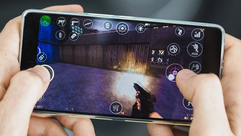 Counter Strike Source Ipad: You'd Never Believe This Game Could Run On Android
