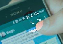 WhatsApp, cambia de lugar el botón de llamada