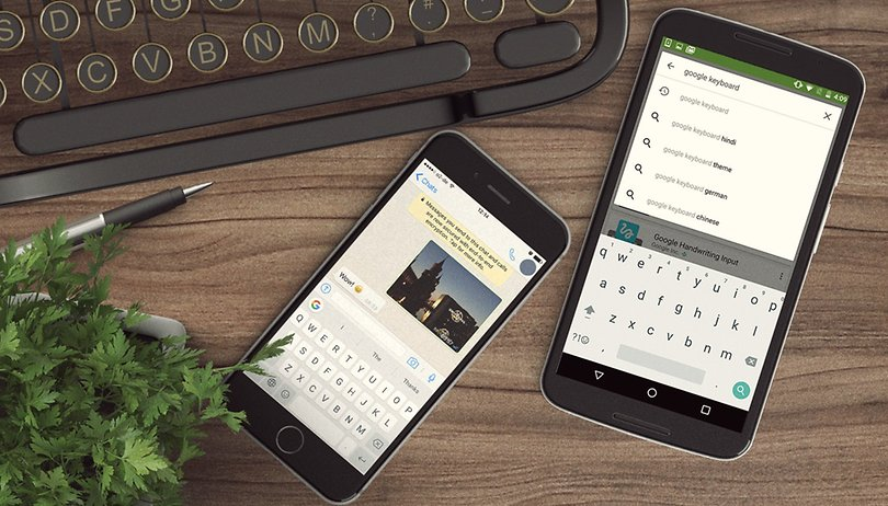 Cómo cambiar el teclado de tu smartphone Android