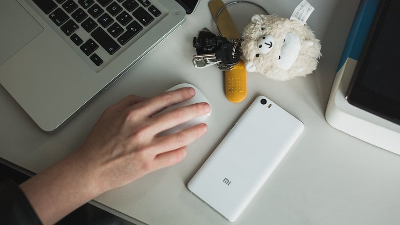 AndroidPIT IT camila diary mi5 2058