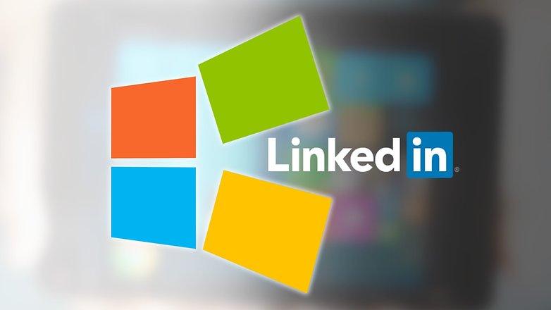 AndroidPIT Microsoft eats linkedin