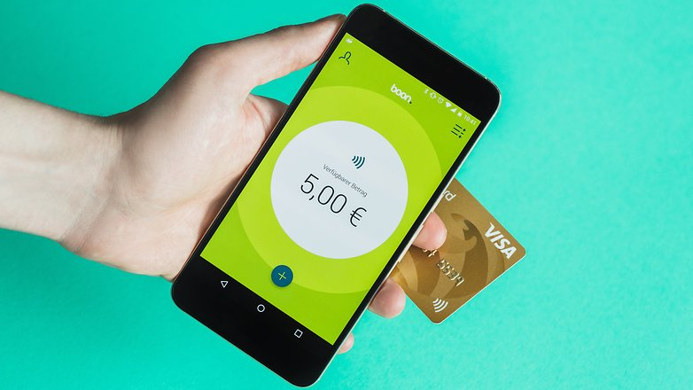 AndroidPIT Mobile Payment Boon 0298