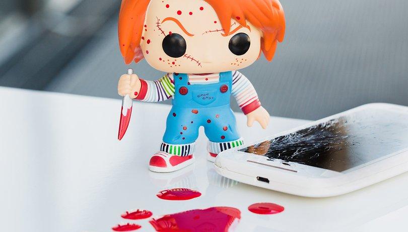 Di quale morte atroce è morto il vostro ultimo smartphone?