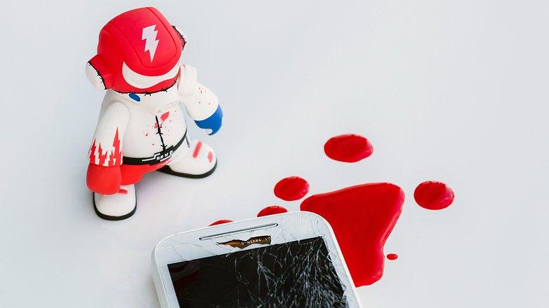 AndroidPIT Murder scene 7