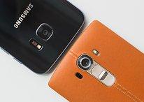 Kameravergleich: Samsung Galaxy S7 vs. LG G4