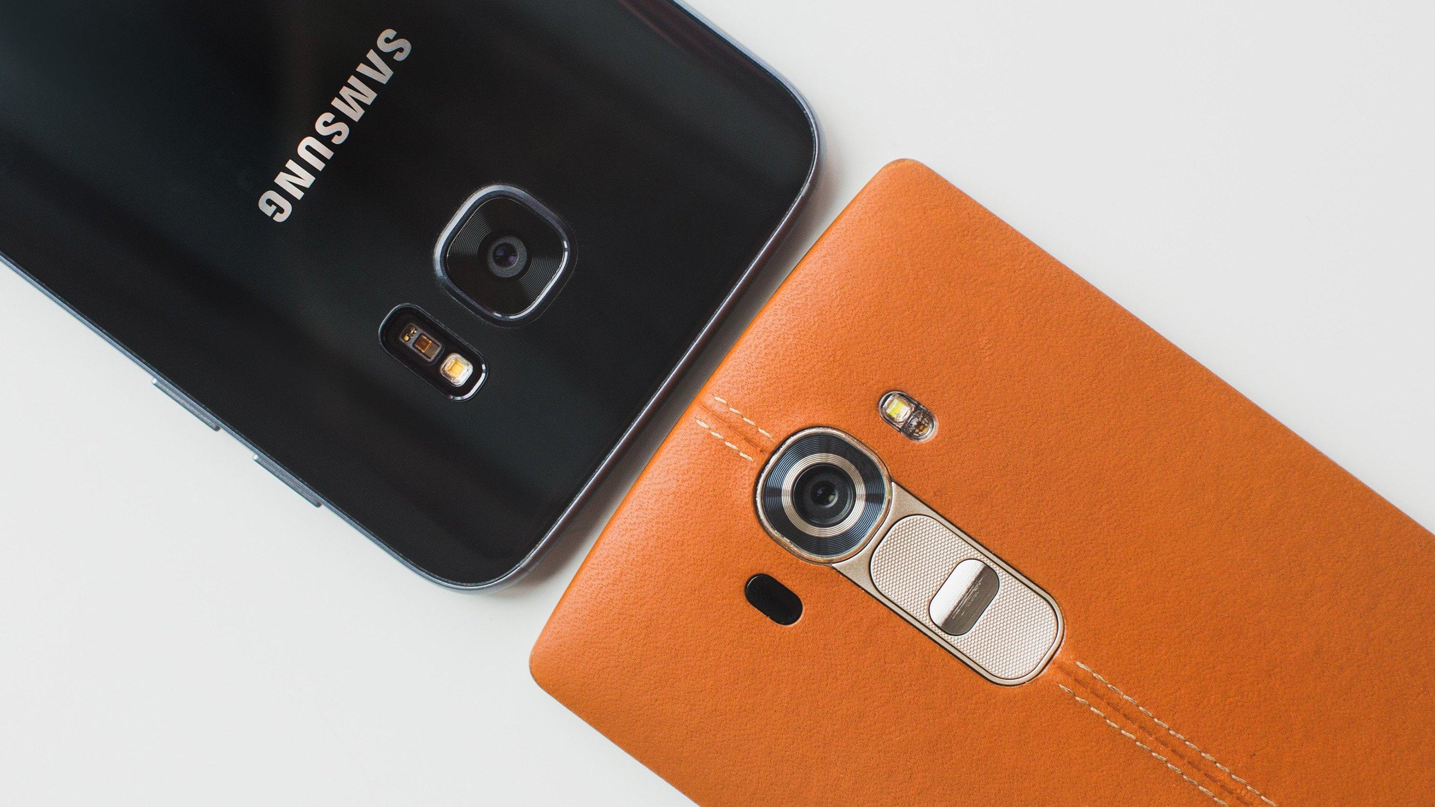 Comparación de cámaras: Samsung Galaxy S7 vs LG G4 | AndroidPIT