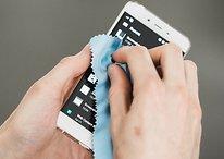 Cómo limpiar tu smartphone correctamente