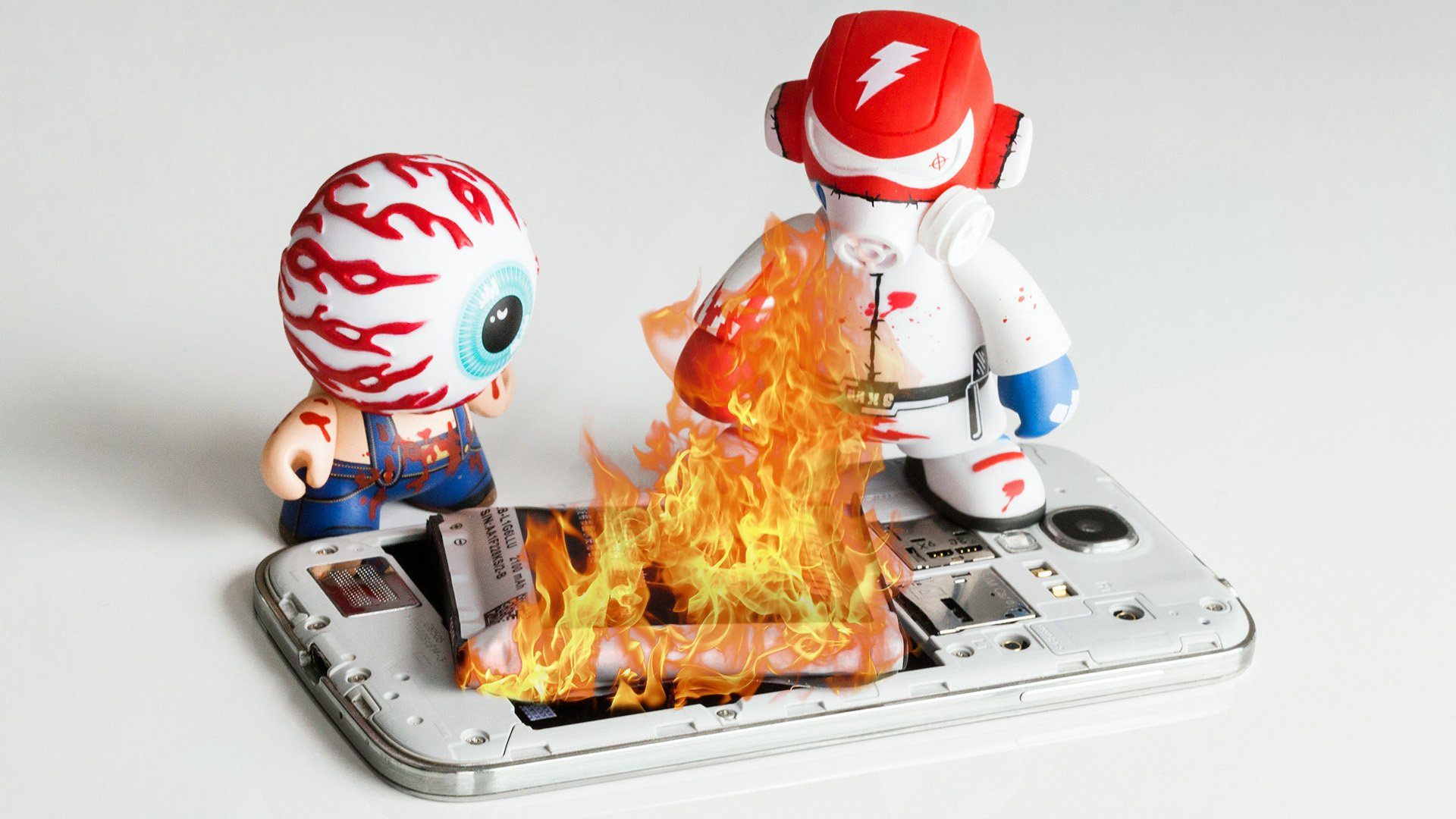 Why the phone heats up: the main causes and methods to eliminate them 82