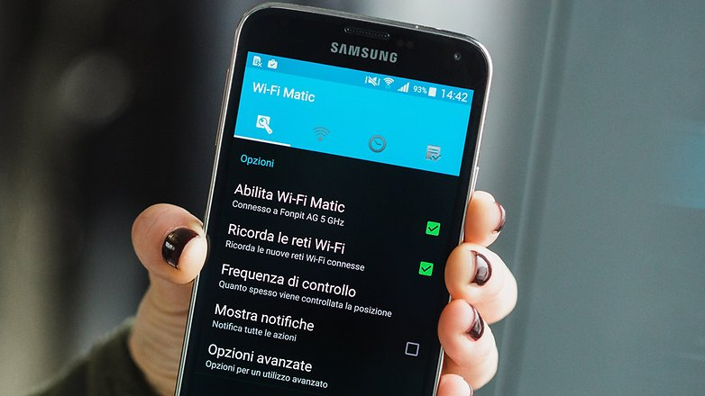 AndroidPIT WiFi Matic 0605