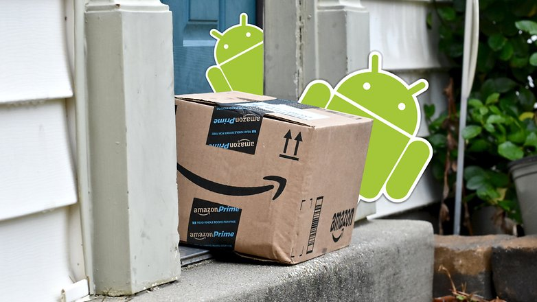 AndroidPIT amazon shutterstock