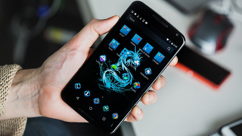 AndroidPIT best android themes 1