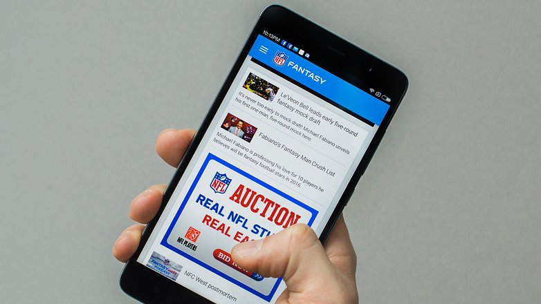 AndroidPIT best fantasy football apps 1