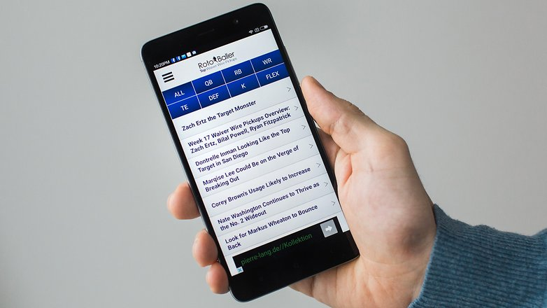 AndroidPIT best fantasy football apps 9