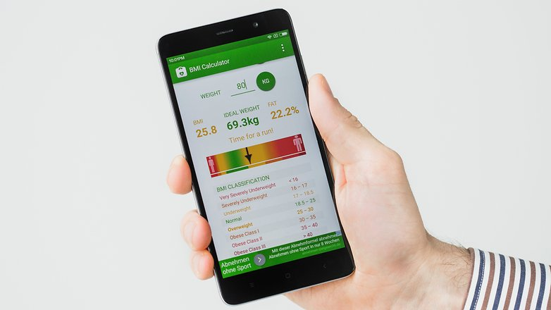 AndroidPIT best health apps 1