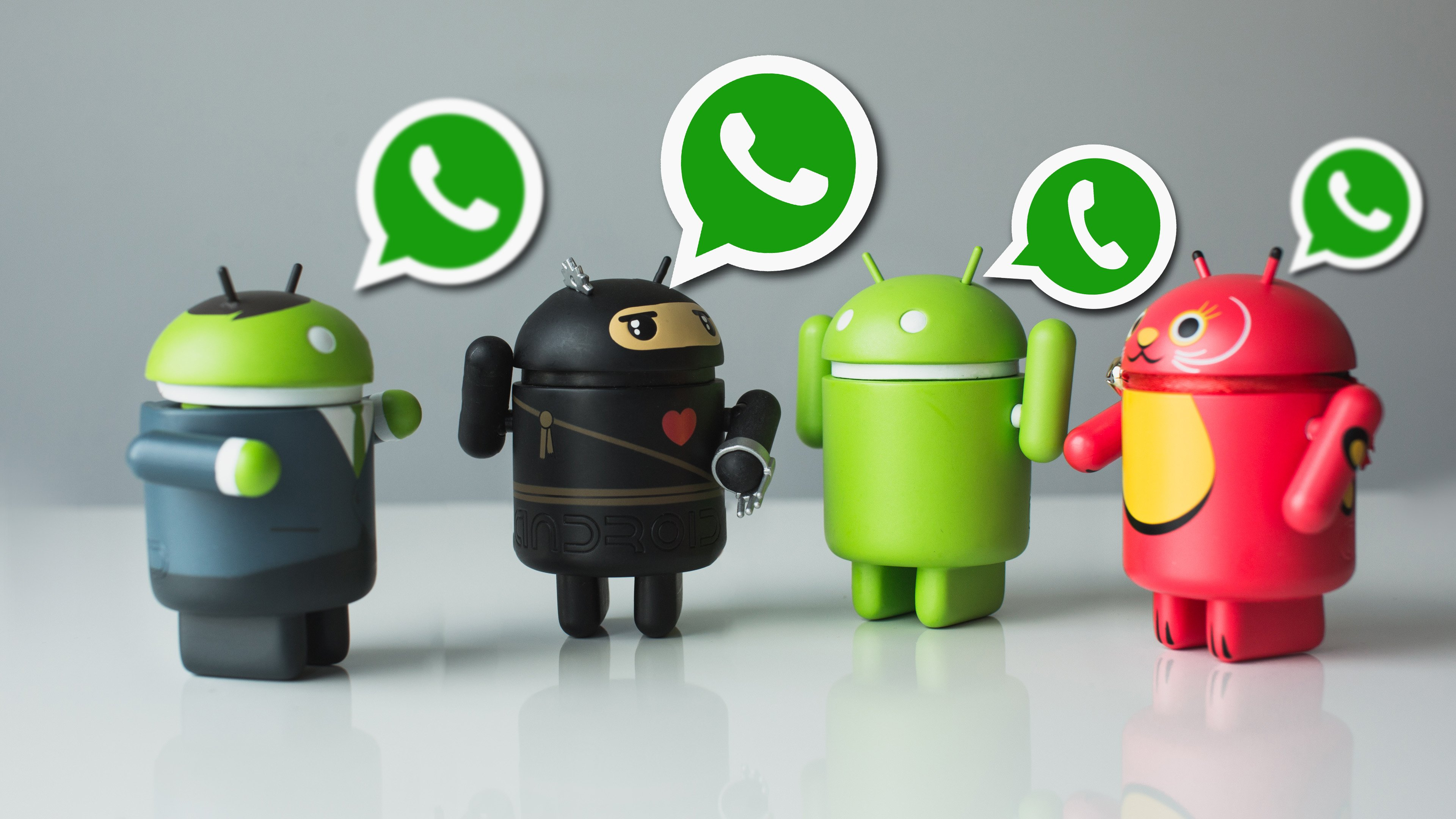 Whatsapp Latest Update See Which Texts Were Forwarded Androidpit