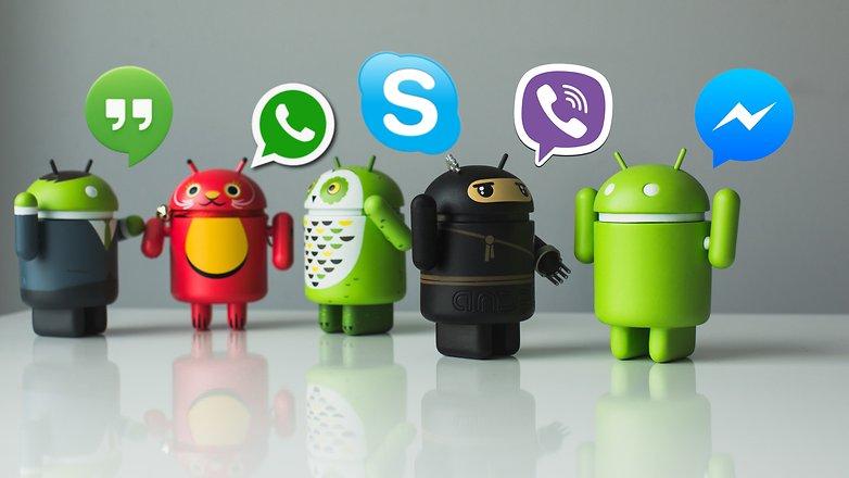 AndroidPIT best messenger apps 5