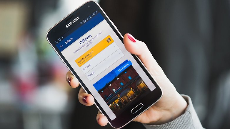 AndroidPIT booking app
