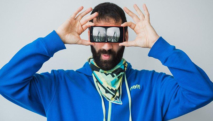 Cómo hacer fotos en realidad virtual con Cámara Cardboard