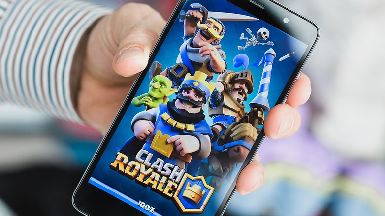 AndroidPIT clash royale 1